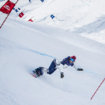 Bronzed Aussies At The Baker Banked Slalom