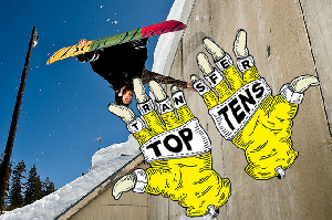 Ten Australian Pro Snowboarders We Wish Still Rode – Transfer Top Ten's