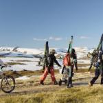 Etheridge – A Backcountry Sit-Ski Adventure – Film of The Week