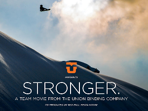 Stronger – The Union Binding's Movie Premiering Tonight and Friday