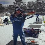 Five minutes with Australian Biathlete Jill Colebourn – Interview