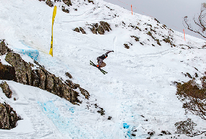Groms Attack Big Mountain Terrain at Hotham's Junior Freeride Comp