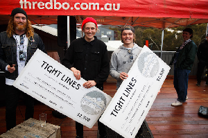 Angus Waddington & Jye Kearney Win Tight Lines 2016 Presented by Burton