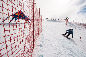 Chumpy Pullin Fosters the Next-Gen of Aussie Snowboard Cross at Chumpy's Boarding House – Reca
