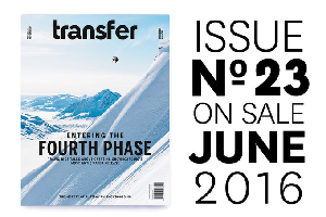 Transfer – Issue 23 – Preview