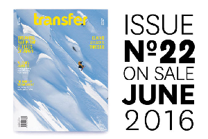 Transfer – Issue 22 – Preview