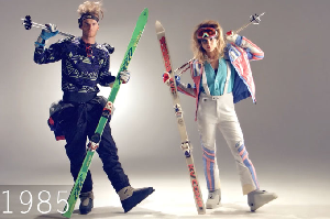 This Video Chronicles 100 Years of Ski Fashion, And it's Awesome – Video