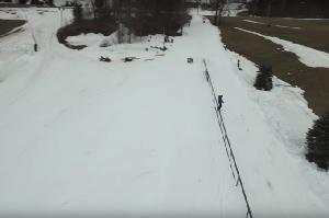 Tom Wallisch Breaks World Record for Longest Rail Slide on Skis – Video