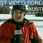 Latest Video Forecast – Monday June 22, 2009