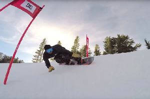 Hit and Run or Hit and Miss? DC and Mammoth Mash up Halfpipe, Slopestyle and a Banked Slalom – Video