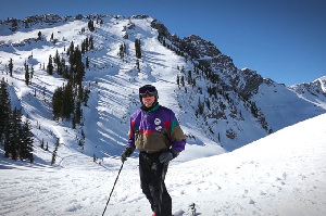 98-Year-Old Skier Credits Powder Philosophy as the Key to a Long Life – Video