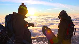 Surf Legend Gerry Lopez Speaks About His Love For Oregon's Mt Bachelor – Video