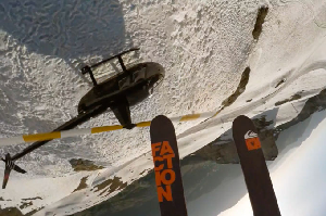 With Quite Likely The Greatest Ski Video Ever, Candide Thovex Does it Again, One of Those Days 3 – Video
