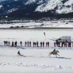 Who Knew Skiing Behind a Galloping Horse Could Be So Much Fun? – Video