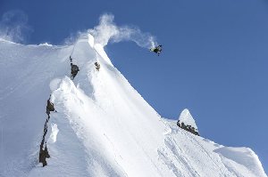 """Brainfarm and Travis Rice Release """"Snowboarding The Fourth Phase"""" – News"""