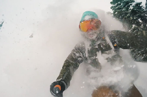 That Feeling You Get When Skiing Powder So Good You Can Taste It – Video