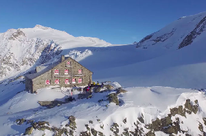 Chasing the Skier's Route, High in the Swiss Alps – Salomon Freeski TV – Episode 7
