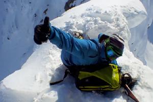 How Snowboarding Saved the Life of Lucas Debari – Video