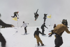 Drink Water's Mediocre Madness Shows us Why Snowboarding is About More Than Just Snowboarding – Video