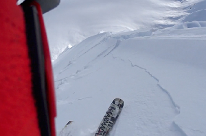 Ever Wondered What it's Like to Ski Gnarly Lines in AK? Todd Ligare Shows Us – Video
