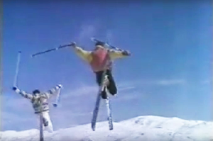 We're Throwin' it Back to '80s Skiing with Cold Fever – Video