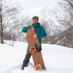 What Is Snowsurf? – An Interview With Gentemstick Founder, Taro Tamai