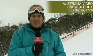 Australian Snow Report – July 16, 2009