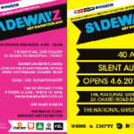 Sidewayz Art Exhibition Opening Party