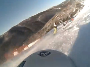 HeadCam Video – The 19th Top To Bottom at Thredbo