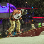 Recap – Throwing down at Thredbo's Snow Series