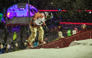 Recap – Throwing down at Thredbo's Snow Series