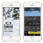 The Oakley Snow Report App – Fresher than the snow on Kosciuszko