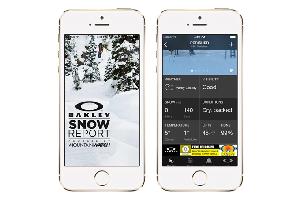 The Oakley Snow Report App – Fresher than the snow on Kosciuszko
