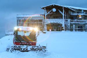 Epic October Snowfall Hits Whistler Blackcomb – Photos