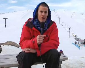 New Zealand Video Snow Report – September 10, 2009