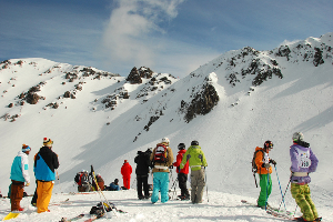 VIDEO – NZ Big Mountain Skiing Series