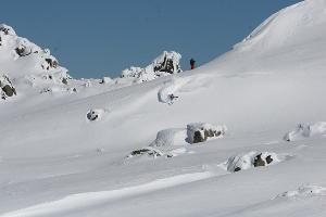 Skiing Australia's Main Range 2009