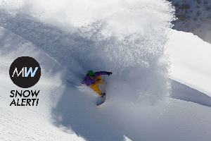SNOW ALERT – Whistler Will Open With A Bang