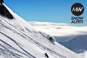 SNOW ALERT – The dump of the season so far for NISEKO?