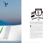 Transfer Snowboard Magazine Wins Coveted Cover Of The Year