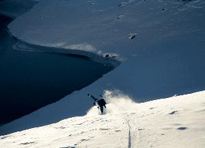 PHOTO JOURNAL – Early season at Alta Lake