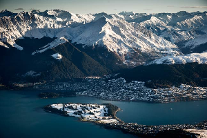 PHOTOS – Queenstown Snow By Heli