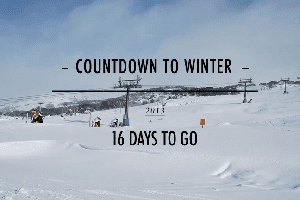 COUNTDOWN TO WINTER – Top 5 Things to Look Forward to this Winter