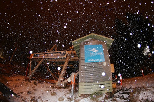 SNOW UPDATE – Mid May Snow Is Falling