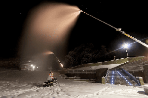 COUNTDOWN TO WINTER – Latest Snow Totals & VIDEO Snowmaking in Falls Creek