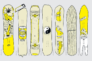 The 2015 Gear Guide – Snowboard Shapes Explained