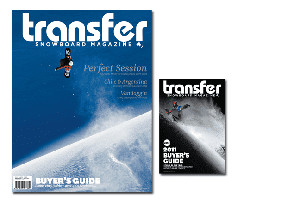 Transfer Snowboard Magazine – Issue 6 Preview