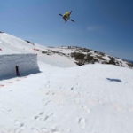 Switch 450 Onto The Disaster Box – Freeski Tricks