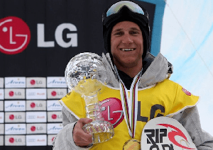 WORLD CUP CHAMPIONS Nate and Chumpy Claim the Crystal Globe Trophies