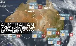 Australian Video Snow Report – September 7, 2009